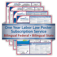 Bilingual,Subscriptions,Poster,HR,Compliance,Labor Law
